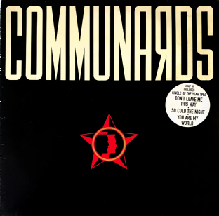 Communards (The) - Communards (LP) (G+/G+)